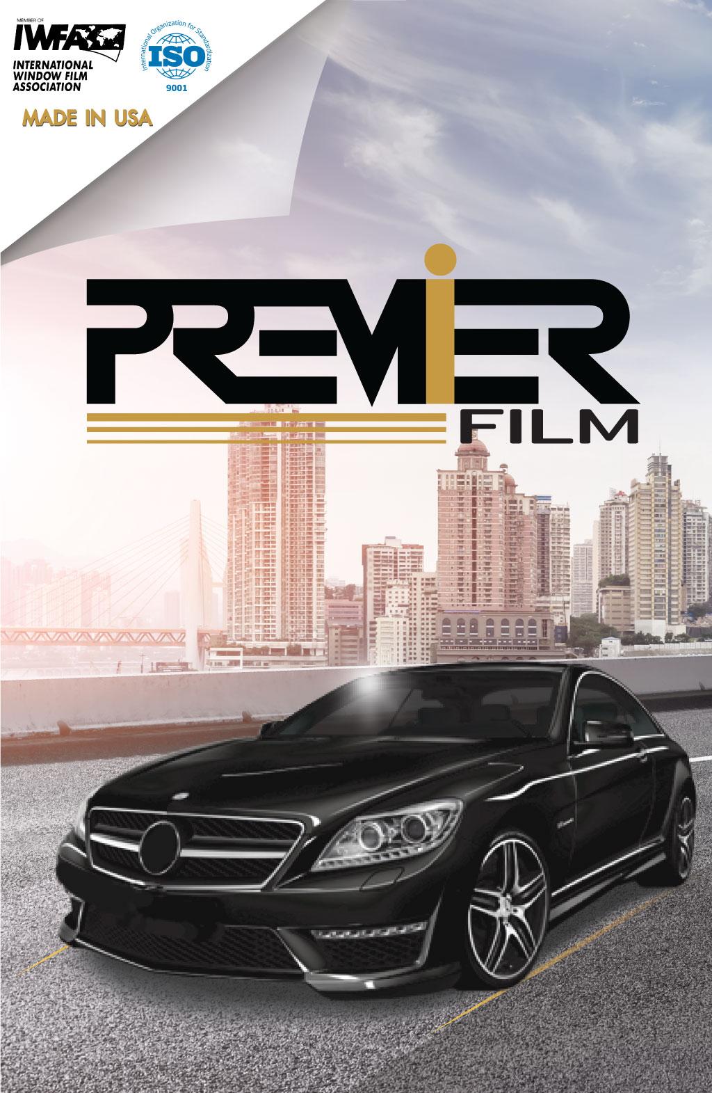 ฟิล์มกรองแสงรถยนต์ ฟิล์มเซรามิคชั้นนำ premierfilm